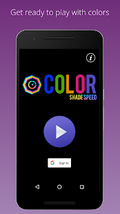 Color Shade Speed- screenshot thumbnail