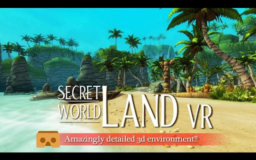 揭秘世界岛VR