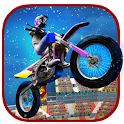 Moto Stunt Snow Blower 3D icon
