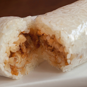 Salty Glutinous Rice Roll (Pork)