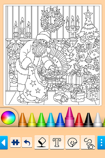 Christmas Coloring 10.4.4 screenshots 5