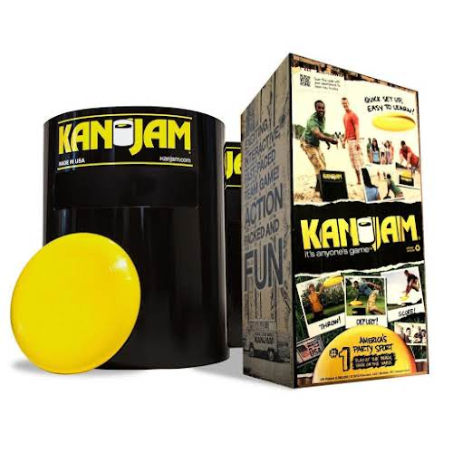 5. Kan Jam  Quick, easy and super fun, Kan Jam is a...