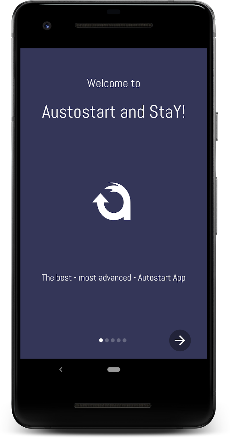 Autostart and StaY! Screenshot 0