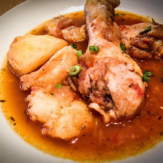 Chicken Drumstick Stew Recipes