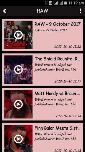 Wrestling Zone 2.0 screenshots 3