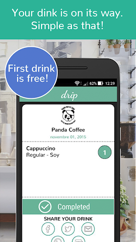 android DripApp Screenshot 3