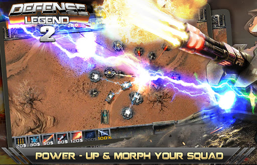 Tower defense-Defense legend 2 2.0.6 Screenshots 2