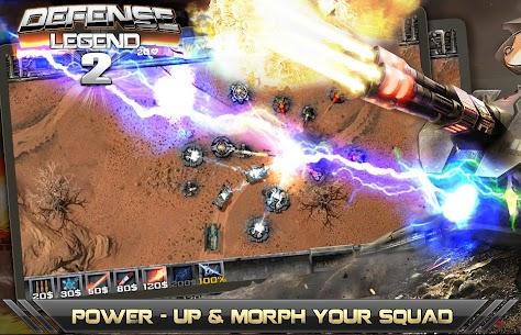 Tower defense Apk Mod Dinheiro Infinito 5