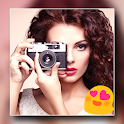 Insta Blur Pic - Square Photo icon