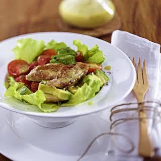 Healthy Turkey Avocado Salad.