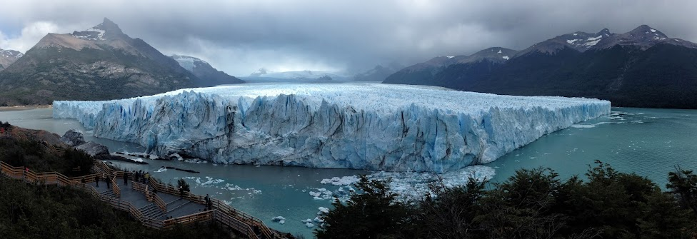 lodowiec Perito Moreno, Argentyna