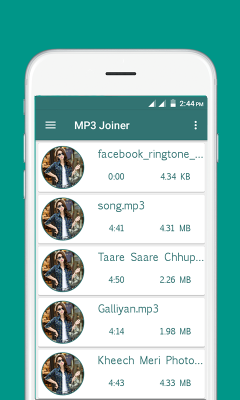 MP3 Merger : Audio Joiner- screenshot
