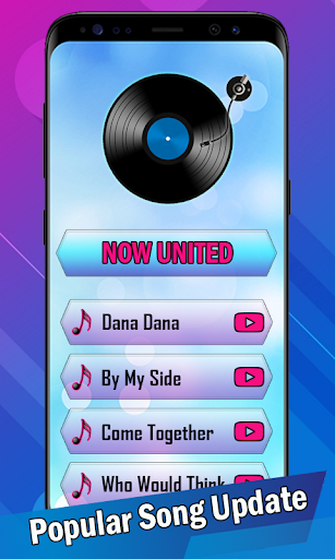 Now United Piano Game 2.0 screenshots 2