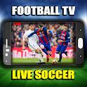 LIVE FOOTBALL TV + LIVE SOCCER + FOOTBALL+ LIVE icon