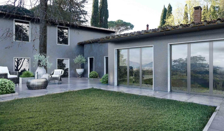 Maison avec piscine et jardin Greve in Chianti