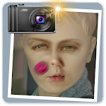 Funny Face Effects - face warp Icon