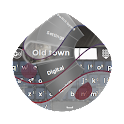 Old town GO Keyboard icon