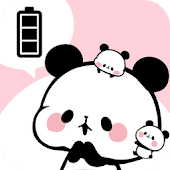 Mochimochipanda Battery Widget
