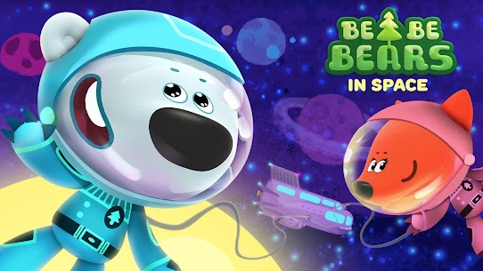 Be-be-bears in space Mod Apk 1