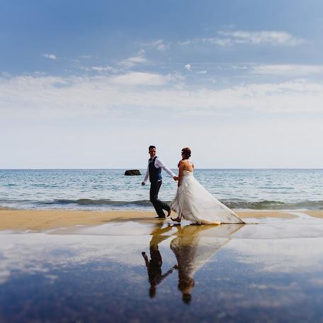 Fotógrafo de bodas Dario Sanz padilla (sanzpadilla). Foto del 06.09.2017