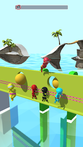 Sea Race 3D - Fun Sports Game Run 3D  screenshots 4