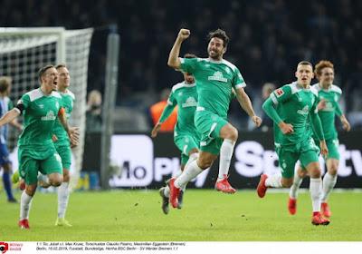 Claudio Pizzaro s'est offert un nouveau record en Bundesliga