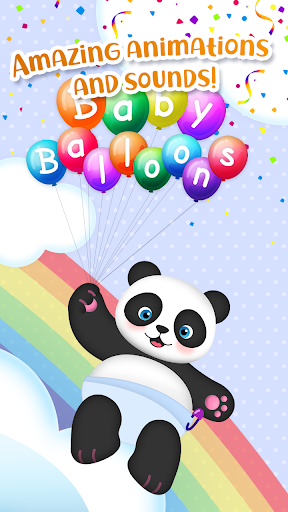Baby Balloons pop 12.0 screenshots 7