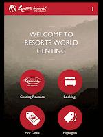 Screenshot of GENTING