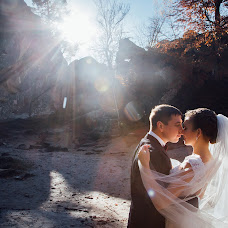 Wedding photographer Mikola Mukha (mykola). Photo of 13.10.2017