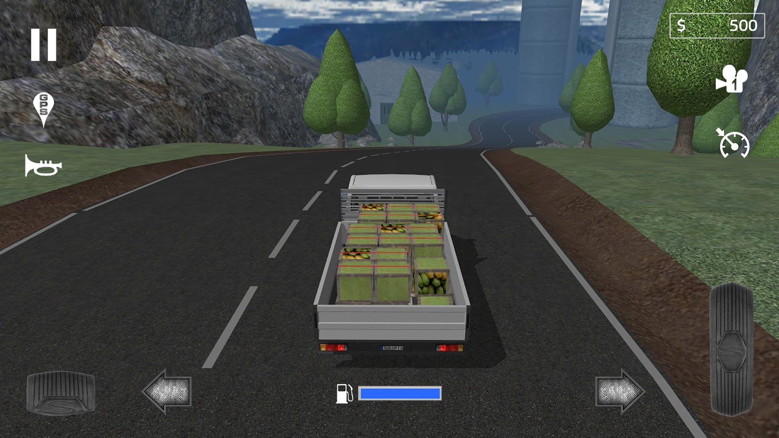 Cargo Transport Simulator- screenshot
