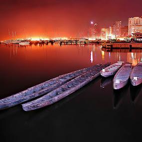 by Rob Reyes - Transportation Boats