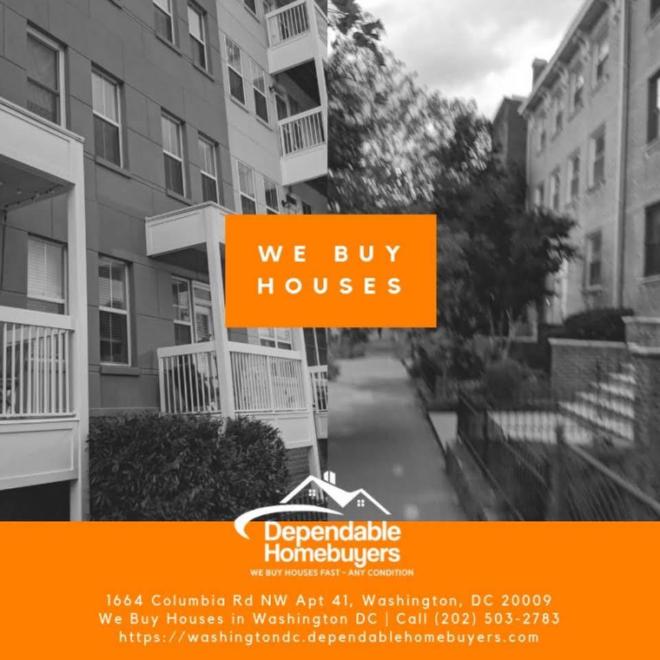 Dependable Homebuyers in Washington DC