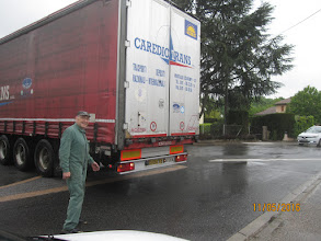 Photo: Le Kit arrive sur Camion Italien