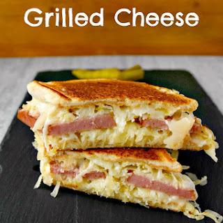 Polish Reuben #GrilledCheese Recipe