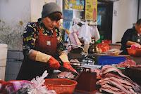 台南市公有零售市場保安市場