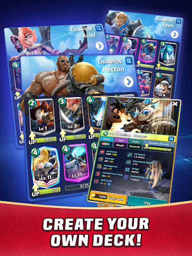 Champion Strike: Hero Clash Battle Arena 1.58.3.3 screenshots 13