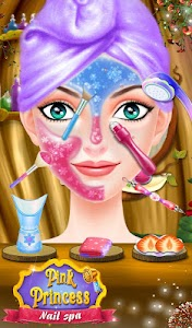 Pink Princess Nail Spa v1.0.1