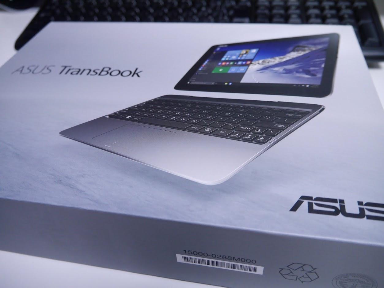 価格.comの最安値以下で、ノートパソコン「ASUS T100HA」を買ってみた。