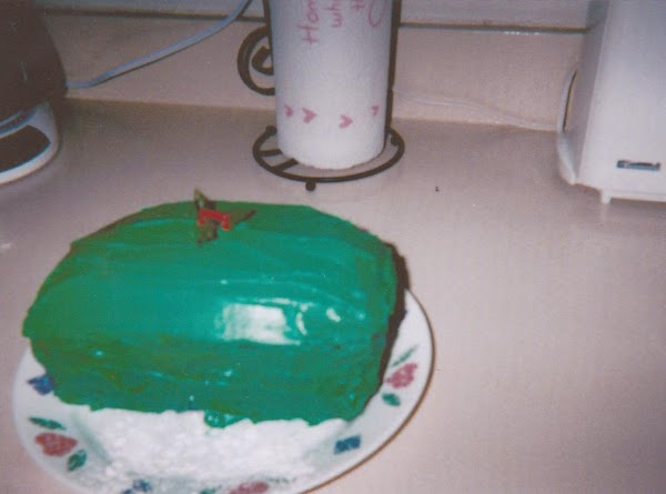 Grace's Mint Green Frosting So Simple Recipe