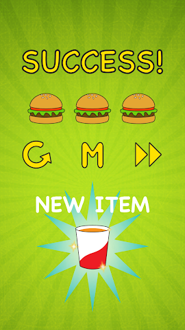 android Burger Cashier Screenshot 3