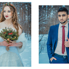 Wedding photographer Ekaterina Burdyga (burdygakat). Photo of 11.01.2016