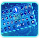 Download Hologram Neon Blue Technology Future Keyboard For PC Windows and Mac
