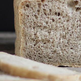White Lily White Grape Flour Bread Machine Loaf