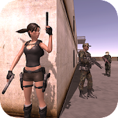 Commando Shooting FPS War Adventure
