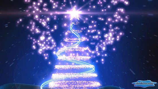 Xmas Tree Glitter Star 3D- screenshot thumbnail