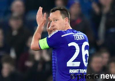Terry, meilleur buteur des défenseurs de Premier League