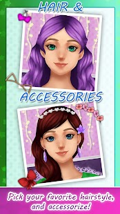 Download Zoey's Party Salon - Nails, Makeup, Spa & Dress Up for PC and MAC