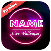 Name Live Wallpapers : Premium Wallpapers