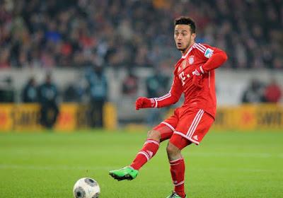 Bayern Munich : ce très cher Thiago Alcantara
