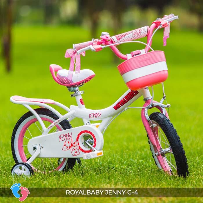 Xe đạp RoyalBaby Jenny G-4 9